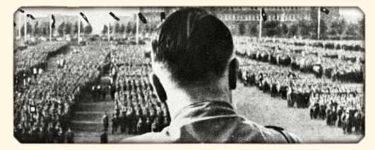 Nuremberg in '38