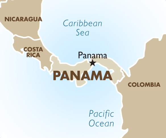 Visit Panama and raise a toast to the old man!