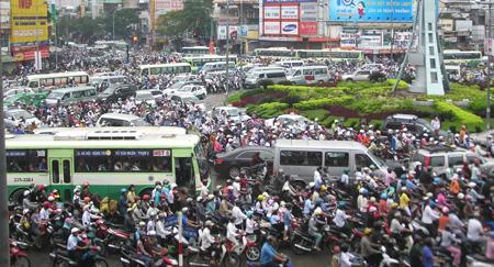 Ho Chi traffic 2